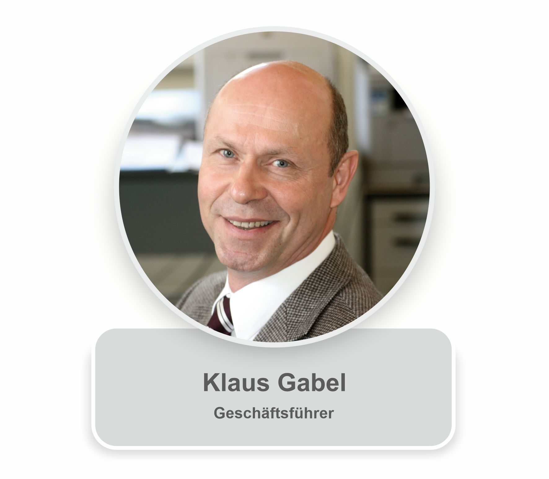 Klaus Gabel