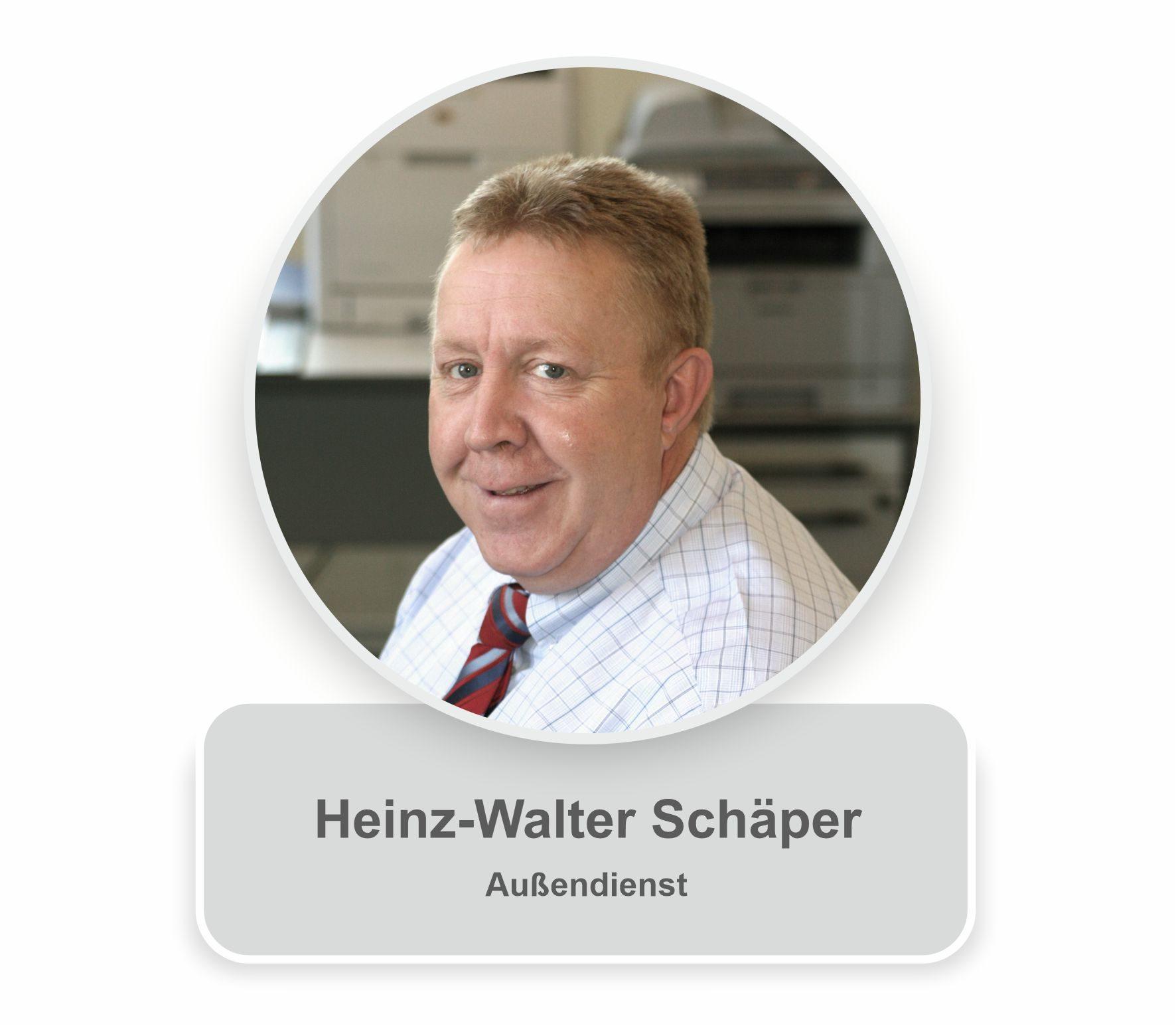 Heinz-Walter Schäper