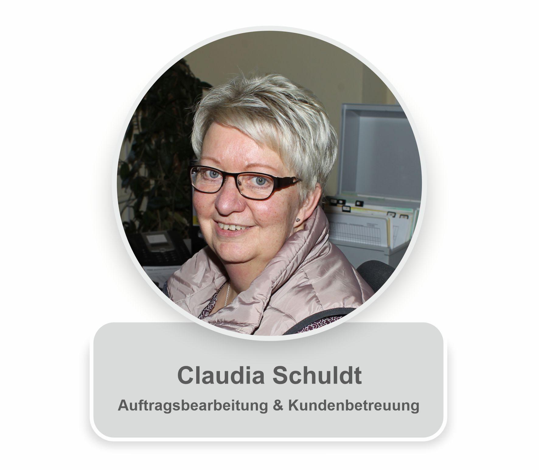 Claudia Schuldt